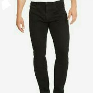 Nwt~Kenneth Cole Black Jeans 40x32
